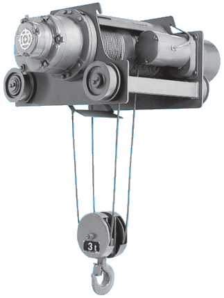 HITACHI WIRE ROPE HOIST
