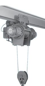 WIRE ROPE HITACHI HOIST