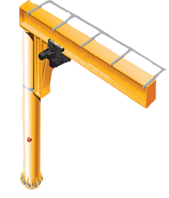 Crane-Gate Shaft